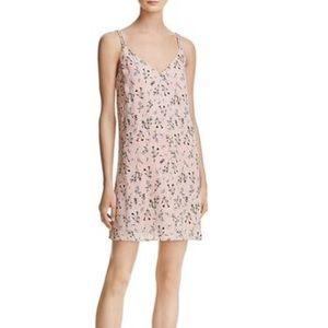 NWT Sadie & Sage Floral Print Mini Dress